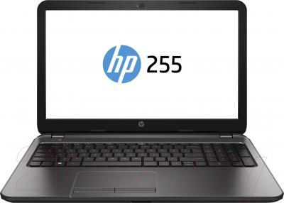 Ноутбук HP 255 G3 (J0Y43EA) - фронтальный вид