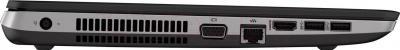 Ноутбук HP ProBook 450 G1 (F7Z37ES) - вид сбоку