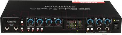 Аудиоинтерфейс Focusrite Saffire Pro 26