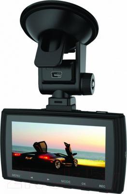 Автомобильный видеорегистратор ParkCity DVR HD 750 - дисплей