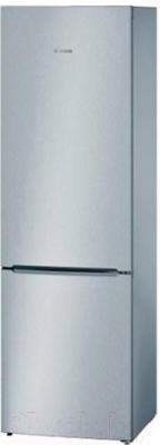 Холодильник с морозильником Bosch KGE36XL20R - общий вид