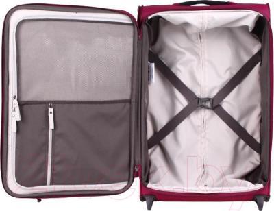 Чемодан на колесах Samsonite Short-Lite (68U*91 002) - в открытом виде
