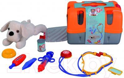 Игровой набор Simba Чемоданчик ветеринара Собачий доктор (10 5543060) - общий вид