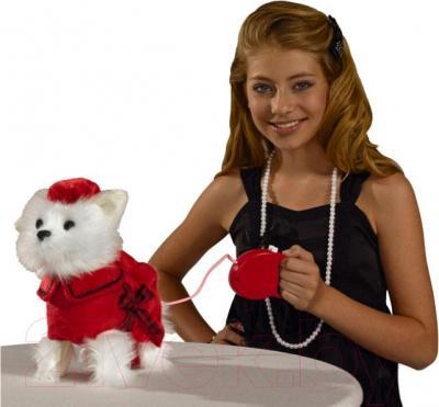 Мягкая игрушка Simba Плюшевый щенок Вест Хайленд Терьер - ребенок с игрушкой