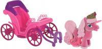 Игровой набор Simba My Little Pony Пони с каретой -