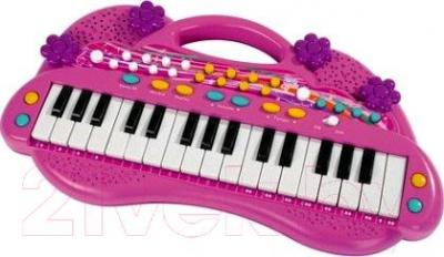 Музыкальная игрушка Simba Синтезатор для девочек (10 6830692) - общий вид