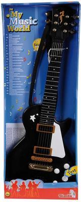 Музыкальная игрушка Simba Рок-гитара (10 6837110) - по цвету не маркируется