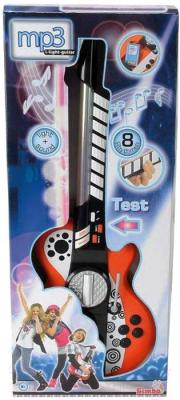 Музыкальная игрушка Simba Электрогитара (10 6838628) - упаковка
