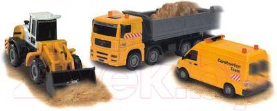 Детская игрушка Dickie Набор строительной техники (203414928) - общий вид