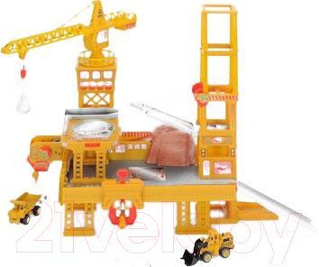 Детская игрушка Dickie Строительная площадка с краном (203608350) - общий вид