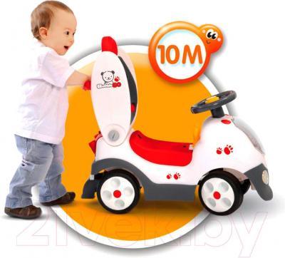 Качалка-каталка Smoby Bubble Go 2 (412011) - от 10 месяцев