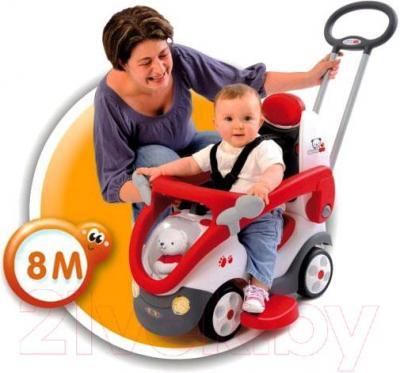 Качалка-каталка Smoby Bubble Go 2 (412011) - от 8 месяцев