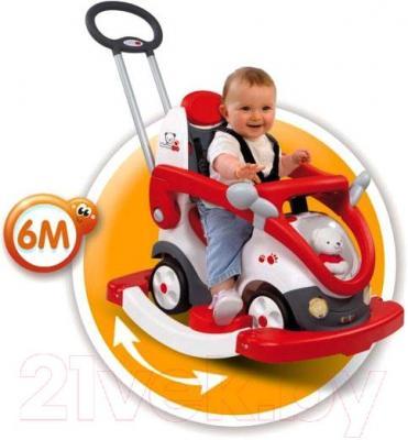 Качалка-каталка Smoby Bubble Go 2 (412011) - от 6  месяцев