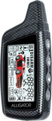 Автосигнализация Alligator S550 - общий вид