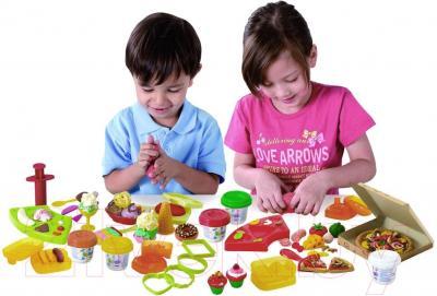 Игровой набор PlayGo Продукты (8580) - дети во время игры