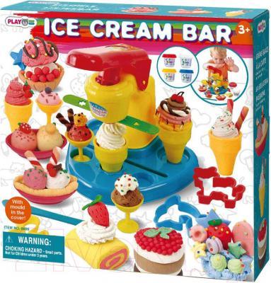 Игровой набор PlayGo Бар с мороженым (8656) - упаковка