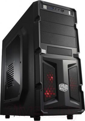 Игровой компьютер HAFF Maxima I377810762C50D - общий вид