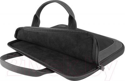 Сумка для ноутбука Targus TBT242EU-50 (Black) - изнутри