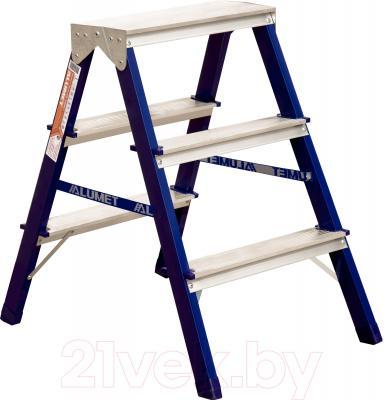 Лестница-стремянка Алюмет 8203 - общий вид