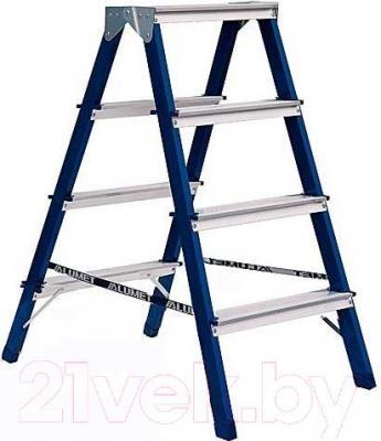 Лестница-стремянка Алюмет 8204 - общий вид