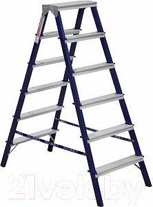 Лестница-стремянка Алюмет 8206 - общий вид
