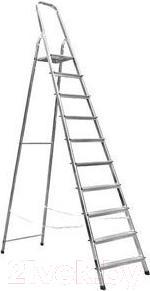 Лестница-стремянка Алюмет AM710 - общий вид
