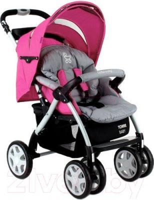 Детская прогулочная коляска Coto baby Torre (10) - общий вид