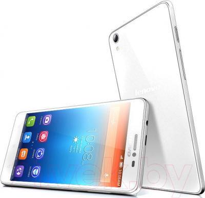 Смартфон Lenovo S850 (белый) - общий вид