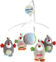 Каруселька на кроватку Baby Mix 350 (Пингвинчики) -