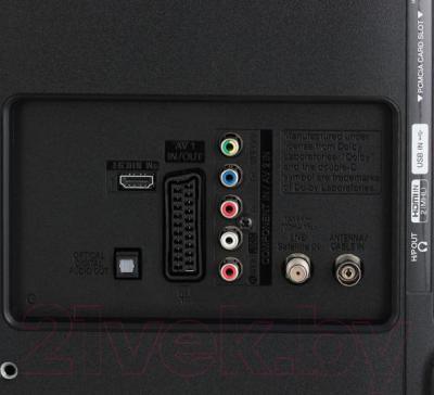 Телевизор LG 42LB563V - интерфейсы