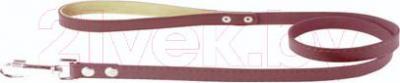 Поводок Collar 04736 (Brown, непрошитый) - общий вид