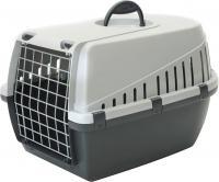 Переноска для животных Savic Trotter 2 3261000T (темно-серый/серый) -