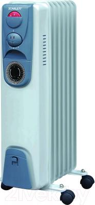 Масляный радиатор Scarlett SC-058 - общий вид