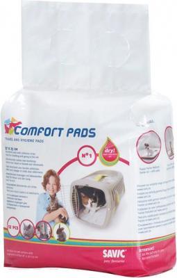 Одноразовая пеленка для собак Savic Comfort pads 1 (12шт) - общий вид