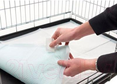 Одноразовая пеленка для собак Savic Comfort pads 1 (12шт) - использование
