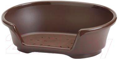 Лежанка для животных Savic Cosy Air 61 (коричневый) - общий вид