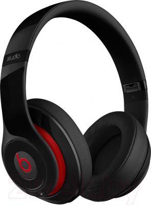 Наушники-гарнитура Beats Studio Over-Ear Headphones / MH792ZM/A (черный) - общий вид