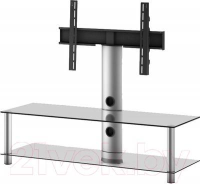 Стойка для ТВ/аппаратуры Sonorous NEO 130-C-SLV - общий вид