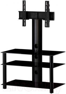 Стойка для ТВ/аппаратуры Sonorous NEO 803-B-HBLK - общий вид