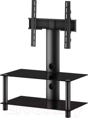 Стойка для ТВ/аппаратуры Sonorous NEO 80-B-HBLK - общий вид