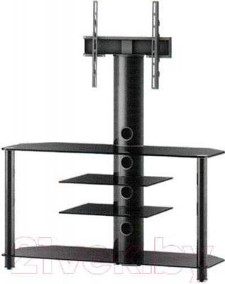 Стойка для ТВ/аппаратуры Sonorous NEO 914-B-HBLK - общий вид