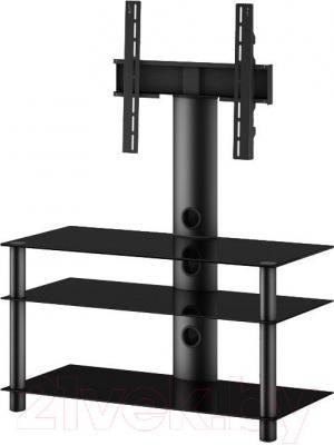 Стойка для ТВ/аппаратуры Sonorous NEO 953-B-HBLK - общий вид