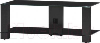 Стойка для ТВ/аппаратуры Sonorous PL 3410-B-HBLK - общий вид