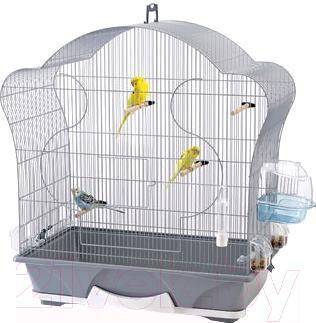 Клетка для птиц Savic Elise 50 (серый)