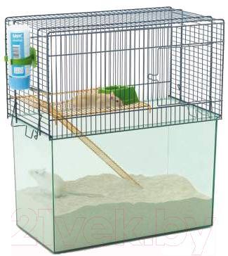 Клетка для грызунов Savic Habitat Starter - общий вид