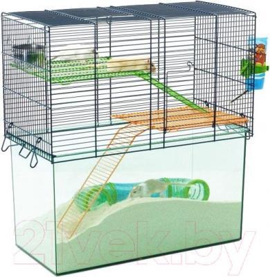 Клетка для грызунов Savic Habitat - общий вид