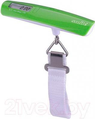 Кухонные весы Smile KSE 3217 (Green) - общий вид