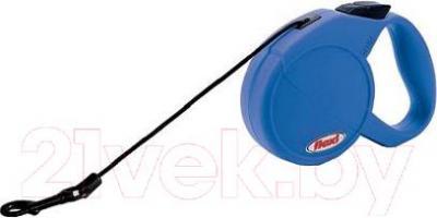 Поводок-рулетка Flexi CAT 20396 (Blue) - общий вид