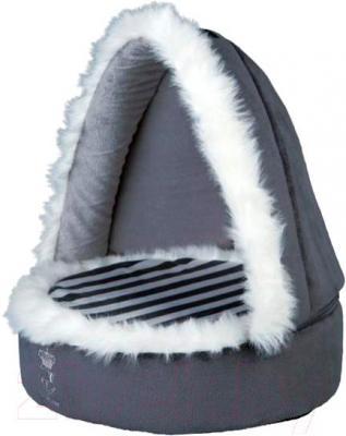 Домик для животных Trixie My Prince 37811 (серый) - общий вид