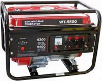 Бензиновый генератор Watt WT-5500 (9.055.025.00) -